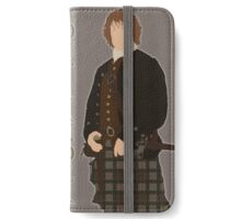 Jamie Fraser III - Outlander iPhone Wallet/Case/Skin