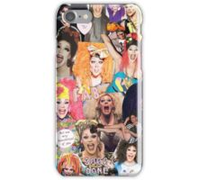 Thorgy Thor collage #2 iPhone Case/Skin