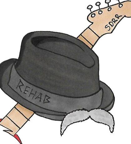 Rehab Sticker