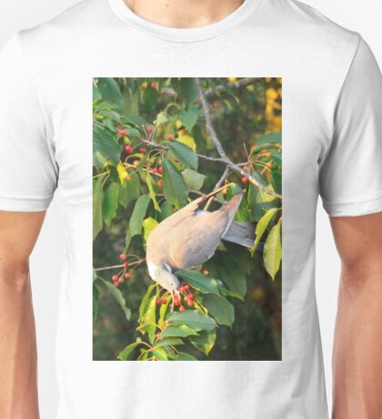 hanging around for a treat Unisex T-Shirt