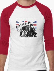 MADNESS : ONE STEP BEYOND Men's Baseball ¾ T-Shirt