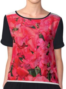 Fields of Fire Chiffon Top