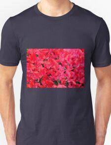 Fields of Fire Unisex T-Shirt
