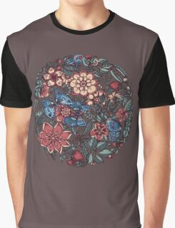 Circle of Friends in Colour Graphic T-Shirt