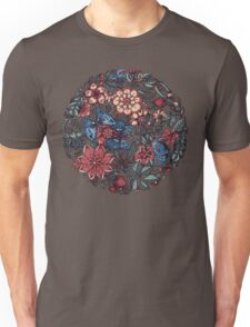 Circle of Friends in Colour Unisex T-Shirt