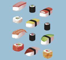 Sushi One Piece - Short Sleeve