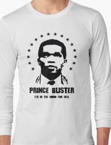 PRINCE BUSTER Long Sleeve T-Shirt