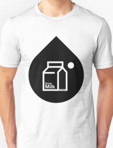 Milk - (Black) Unisex T-Shirt