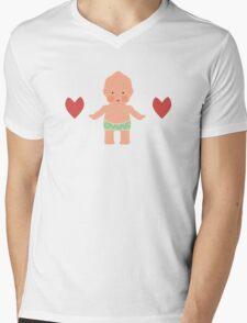 MCM Mini PlumBoy Mens V-Neck T-Shirt