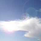 Bright Cloud by wannabewriter81