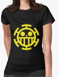 The Heart Pirates Womens Fitted T-Shirt