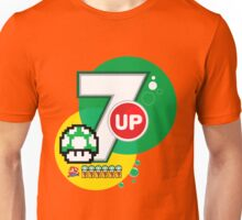 The 7 lives of Mario Unisex T-Shirt
