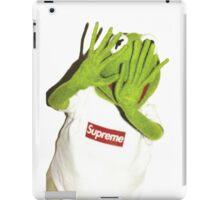 Kermit Photobomb iPad Case/Skin