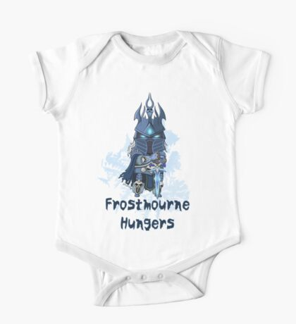 Frostmourne Hungers One Piece - Short Sleeve