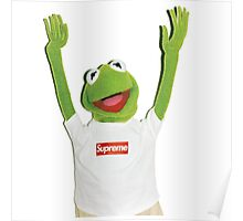 Kermit Happy Poster