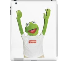 Kermit Happy iPad Case/Skin
