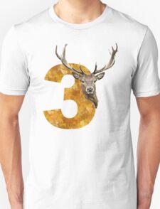 Stag No.3 Unisex T-Shirt