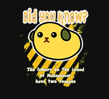 Did you know? 12 Unisex T-Shirt
