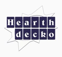 Hearthdecko Logo Kids Tee