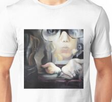 Wind of change, 2013, 100-100cm, oil on canvas Unisex T-Shirt