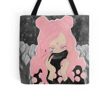 Pink Wicked Tote Bag