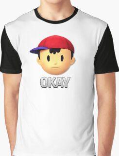 Ness - Okay Graphic T-Shirt