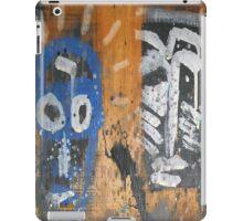 masked iPad Case/Skin