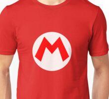 Mario Symbol Unisex T-Shirt