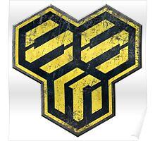Macross Frontier SMS Logo Poster