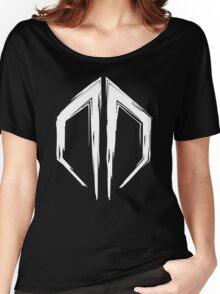 Destroid Logo Women's Relaxed Fit T-Shirt