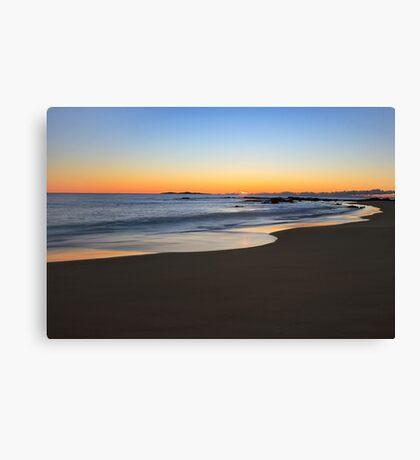 Mystery Bay Canvas Print