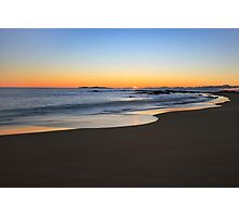 Mystery Bay Photographic Print