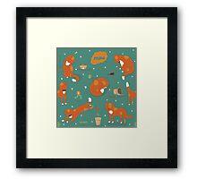 Ginger cats Framed Print