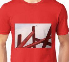 Red Metal Unisex T-Shirt