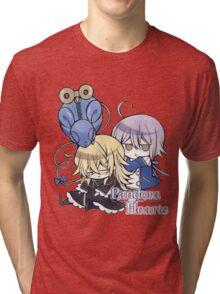 Chibi Vince & Echo Tri-blend T-Shirt