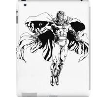 Magneto - Black&White iPad Case/Skin