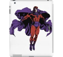 Magneto - Coloured iPad Case/Skin