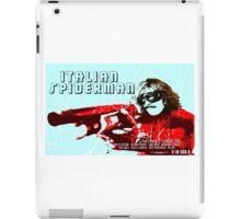 Retro Italian Spider iPad Case/Skin