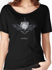 WingedSkull Women's Relaxed Fit T-Shirt