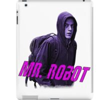 Mr.Robot's Club iPad Case/Skin
