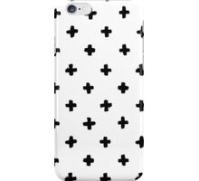 Cross Pattern 1 iPhone Case/Skin