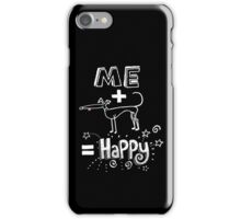 The Happiness Equation iPhone Case/Skin