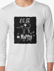 The Happiness Equation Long Sleeve T-Shirt