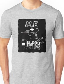 The Happiness Equation Unisex T-Shirt