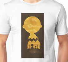 charlie brown zigzag art Unisex T-Shirt