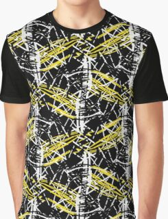 Gilded Fence Graphic T-Shirt