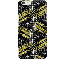 Gilded Fence iPhone Case/Skin