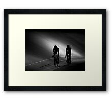 concrete_only 10 Framed Print