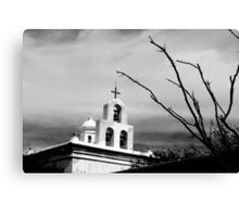 Mortuary Chapel Canvas Print