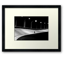 concrete_only 09 Framed Print